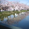 弘前城お堀
